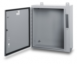 Type 12 Single Door Enclosure For A B Flange Mounted