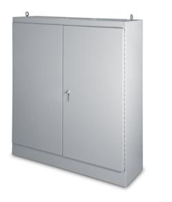 Nema 12 Double Door Freestanding Enclosure Ab 727224fsnd
