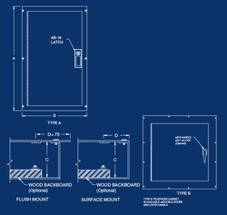 Type 1 Telephone Cabinets Austin Electrical Enclosures