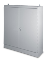 NEMA 12 Freestanding Double Door Enclosure - Product Shot