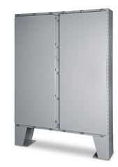NEMA 4 Double Door Enclosure - left