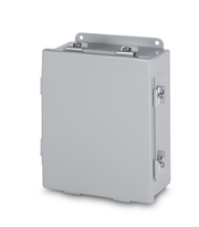 JIC NEMA 4 Clamp Cover Boxes - left