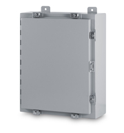 NEMA 4 Single Door Enclosure - left