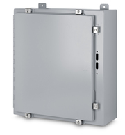 Type 4, 4X Single Door Enclosure for Flange Mounted Disconnect - left