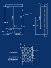 OEM Panel - Engineering Drawing